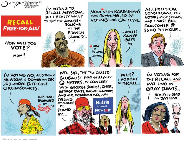 Jack Ohman  Jack Ohman's Editorial Cartoons 2021-04-18 one