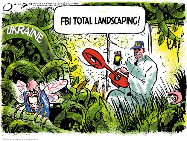 Jack Ohman  Jack Ohman's Editorial Cartoons 2021-04-30 federal