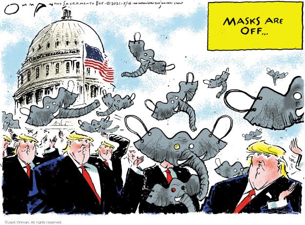 Jack Ohman  Jack Ohman's Editorial Cartoons 2021-05-18 outbreak