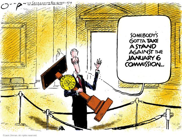 Jack Ohman  Jack Ohman's Editorial Cartoons 2021-05-19 branch