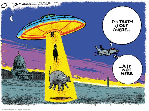 Jack Ohman  Jack Ohman's Editorial Cartoons 2021-05-20 branch