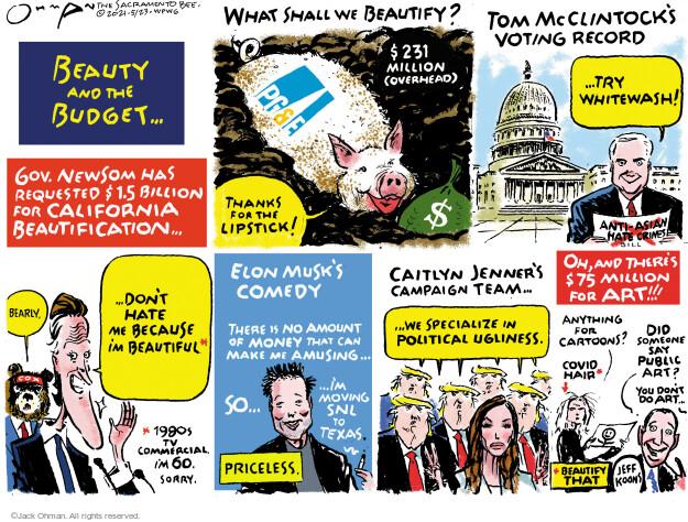 Jack Ohman  Jack Ohman's Editorial Cartoons 2021-05-23 1980s