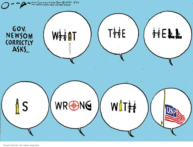 Jack Ohman  Jack Ohman's Editorial Cartoons 2021-05-30 rights