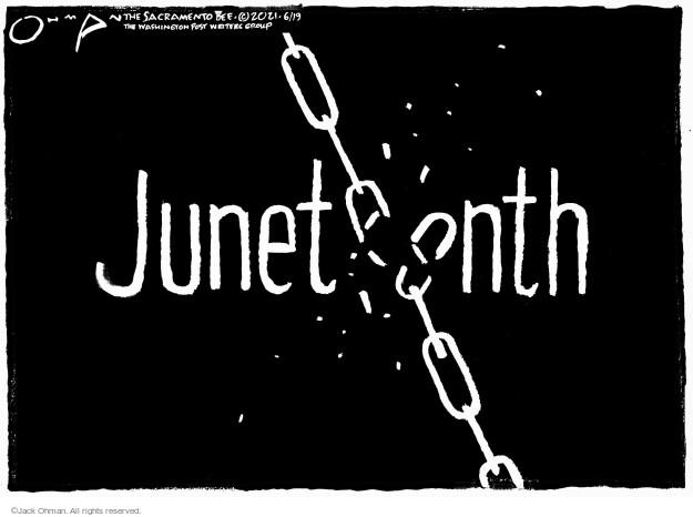 Jack Ohman  Jack Ohman's Editorial Cartoons 2021-06-19 federal