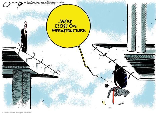 Jack Ohman  Jack Ohman's Editorial Cartoons 2021-06-22 administration