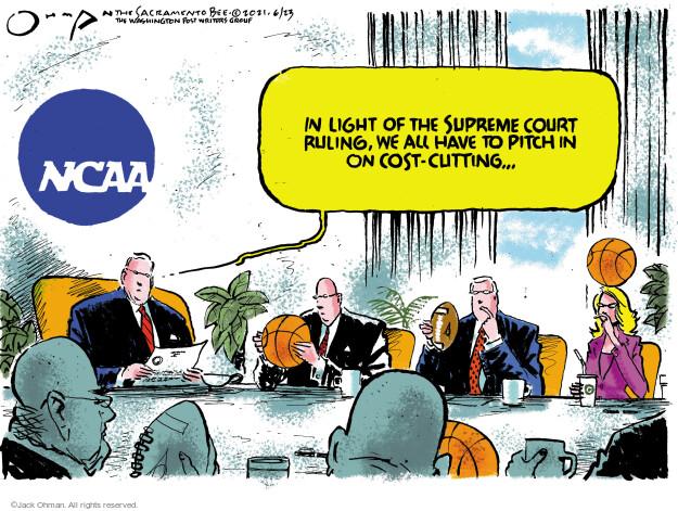 Jack Ohman  Jack Ohman's Editorial Cartoons 2021-06-23 have