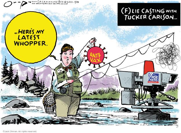 Jack Ohman  Jack Ohman's Editorial Cartoons 2021-07-28 outbreak