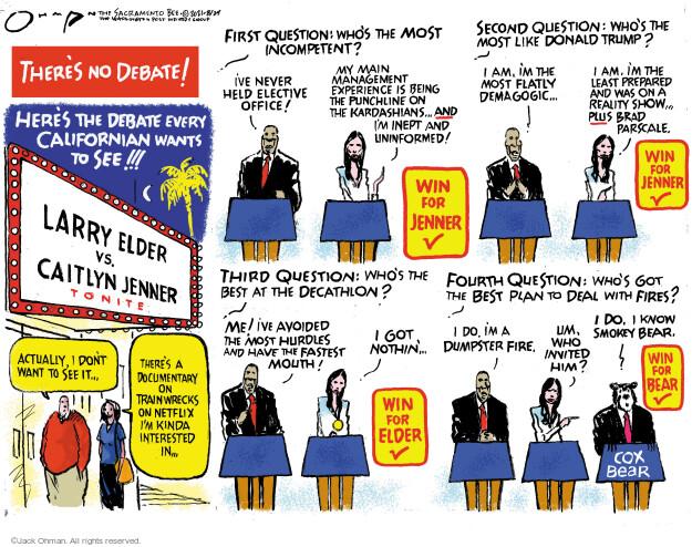 Jack Ohman  Jack Ohman's Editorial Cartoons 2021-08-29 plan