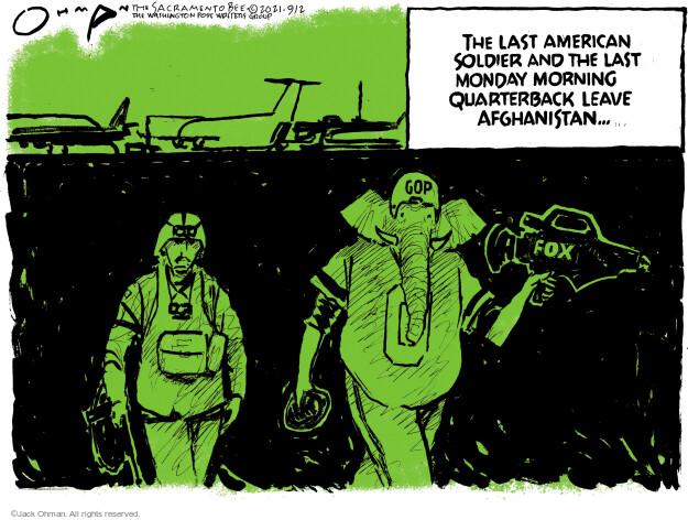 Jack Ohman  Jack Ohman's Editorial Cartoons 2021-09-02 GOP