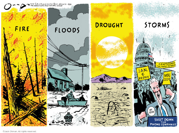 Jack Ohman  Jack Ohman's Editorial Cartoons 2021-09-08 branch