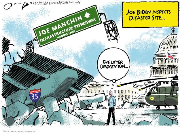 Jack Ohman  Jack Ohman's Editorial Cartoons 2021-09-09 budget