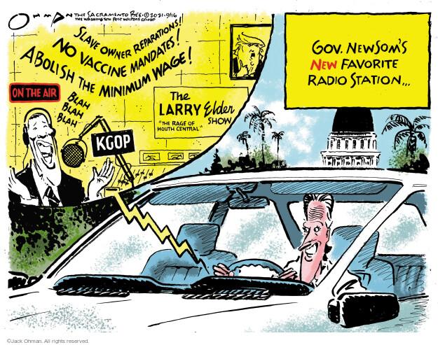 Jack Ohman  Jack Ohman's Editorial Cartoons 2021-09-16 former