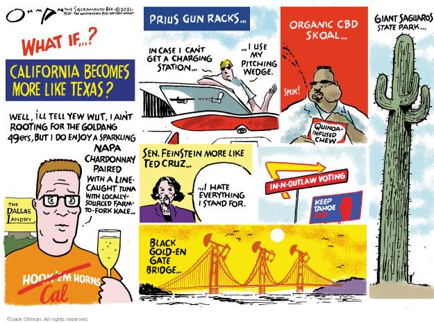 Jack Ohman  Jack Ohman's Editorial Cartoons 2021-09-26 Jack