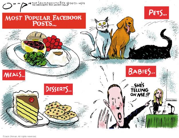Jack Ohman  Jack Ohman's Editorial Cartoons 2021-10-12 Jack