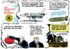 Cartoonist Jack Ohman  Jack Ohman's Editorial Cartoons 2018-01-16 James