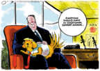 Cartoonist Jack Ohman  Jack Ohman's Editorial Cartoons 2018-03-14 animal rights