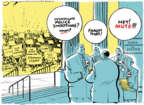 Cartoonist Jack Ohman  Jack Ohman's Editorial Cartoons 2018-04-02 Jeff Sessions