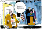 Cartoonist Jack Ohman  Jack Ohman's Editorial Cartoons 2018-05-10 freedom of the press