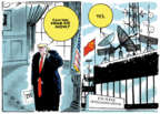 Cartoonist Jack Ohman  Jack Ohman's Editorial Cartoons 2018-05-18 business