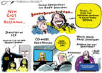 Cartoonist Jack Ohman  Jack Ohman's Editorial Cartoons 2018-05-30 banner