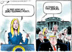 Cartoonist Jack Ohman  Jack Ohman's Editorial Cartoons 2018-06-20 Department of Homeland Security