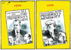 Cartoonist Jack Ohman  Jack Ohman's Editorial Cartoons 2018-09-07 Richard Nixon