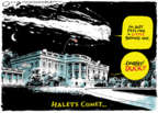 Cartoonist Jack Ohman  Jack Ohman's Editorial Cartoons 2018-10-10 politics
