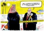 Cartoonist Jack Ohman  Jack Ohman's Editorial Cartoons 2018-10-17 politics