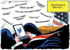Cartoonist Jack Ohman  Jack Ohman's Editorial Cartoons 2018-10-25 politics