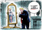 Cartoonist Jack Ohman  Jack Ohman's Editorial Cartoons 2018-10-26 politics