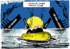 Cartoonist Jack Ohman  Jack Ohman's Editorial Cartoons 2018-11-08 administration