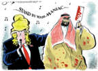 Cartoonist Jack Ohman  Jack Ohman's Editorial Cartoons 2018-11-23 administration