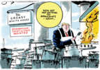 Cartoonist Jack Ohman  Jack Ohman's Editorial Cartoons 2018-12-11 administration