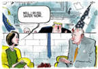 Cartoonist Jack Ohman  Jack Ohman's Editorial Cartoons 2018-12-12 administration