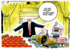 Cartoonist Jack Ohman  Jack Ohman's Editorial Cartoons 2019-01-18 administration