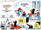 Cartoonist Jack Ohman  Jack Ohman's Editorial Cartoons 2019-01-23 administration