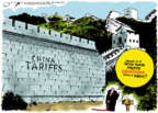 Cartoonist Jack Ohman  Jack Ohman's Editorial Cartoons 2019-05-14 Donald