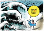 Cartoonist Jack Ohman  Jack Ohman's Editorial Cartoons 2019-05-22 Donald