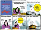 Cartoonist Jack Ohman  Jack Ohman's Editorial Cartoons 2019-06-20 Jack