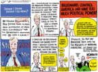 Cartoonist Jack Ohman  Jack Ohman's Editorial Cartoons 2019-07-14 Jack