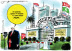Cartoonist Jack Ohman  Jack Ohman's Editorial Cartoons 2019-07-16 Jack