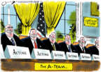 Cartoonist Jack Ohman  Jack Ohman's Editorial Cartoons 2019-07-17 Jack