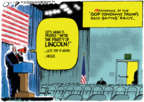 Cartoonist Jack Ohman  Jack Ohman's Editorial Cartoons 2019-07-23 administration