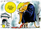 Cartoonist Jack Ohman  Jack Ohman's Editorial Cartoons 2019-07-24 administration