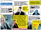 Cartoonist Jack Ohman  Jack Ohman's Editorial Cartoons 2019-08-04 administration