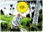 Cartoonist Jack Ohman  Jack Ohman's Editorial Cartoons 2019-08-20 administration