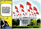 Cartoonist Jack Ohman  Jack Ohman's Editorial Cartoons 2019-08-22 administration