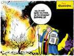 Cartoonist Jack Ohman  Jack Ohman's Editorial Cartoons 2019-08-23 administration
