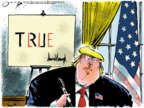 Cartoonist Jack Ohman  Jack Ohman's Editorial Cartoons 2019-09-10 administration
