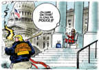 Cartoonist Jack Ohman  Jack Ohman's Editorial Cartoons 2019-09-24 administration